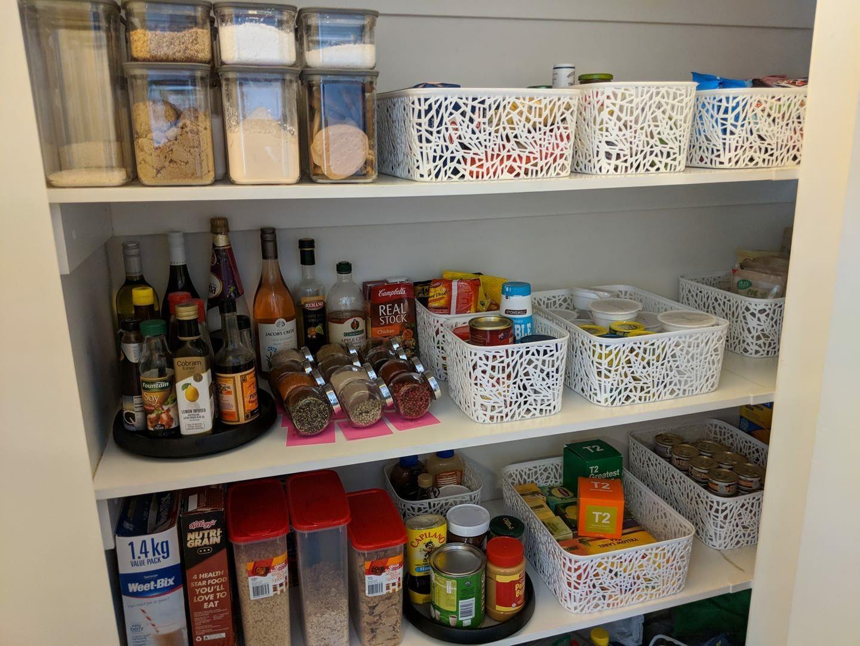 kmart kitchen pantry kitchen organisation kitchen organization pantry kitchen organization on kitchen ideas kmart id=75763