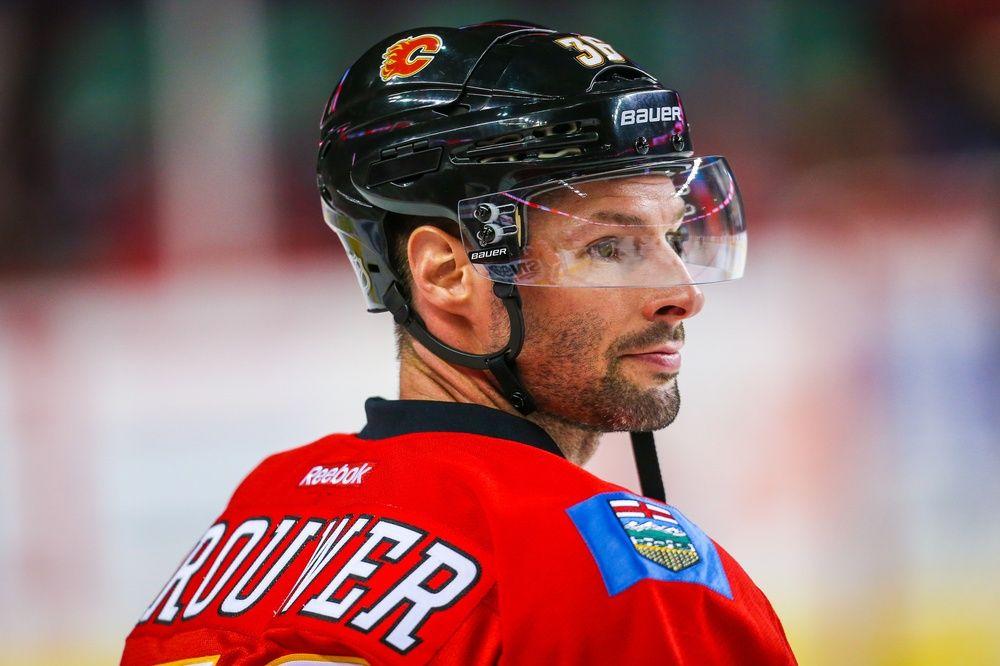 Troy Brouwer Buyout Caps Calgary Flames Summer of Change