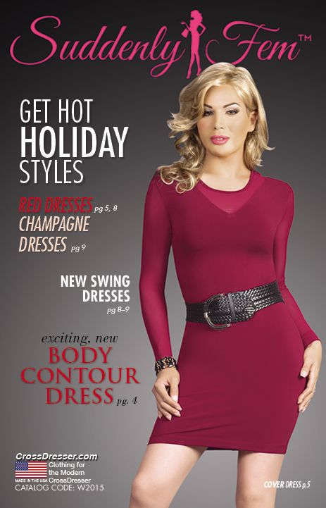 The Suddenly Fem 2015 Winter Catalog - Shop the latest trending TG