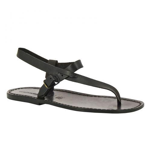 Aus In Braunem Flip Leder Von Italien Hand Sandalen Herren Flop 80wkNOXnP
