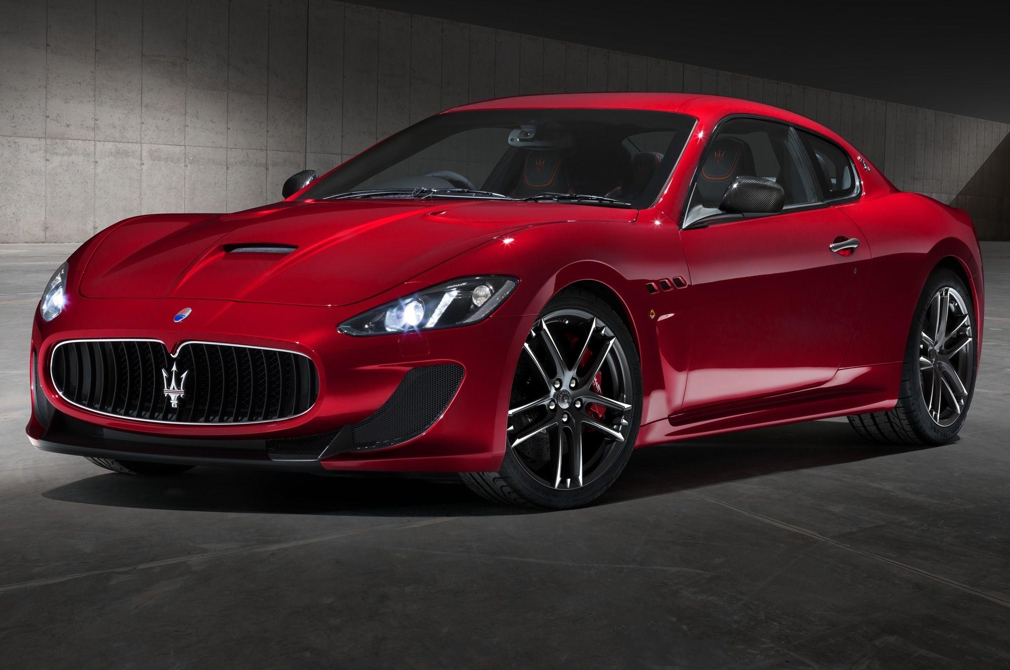 Awesome 2014 Maserati Granturismo Photos Gallery