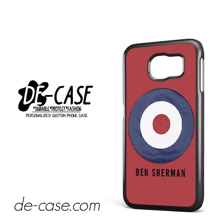 Ben Sherman Target DEAL-1745 Samsung Phonecase Cover For Samsung Galaxy S6 / S6 Edge / S6 Edge Plus