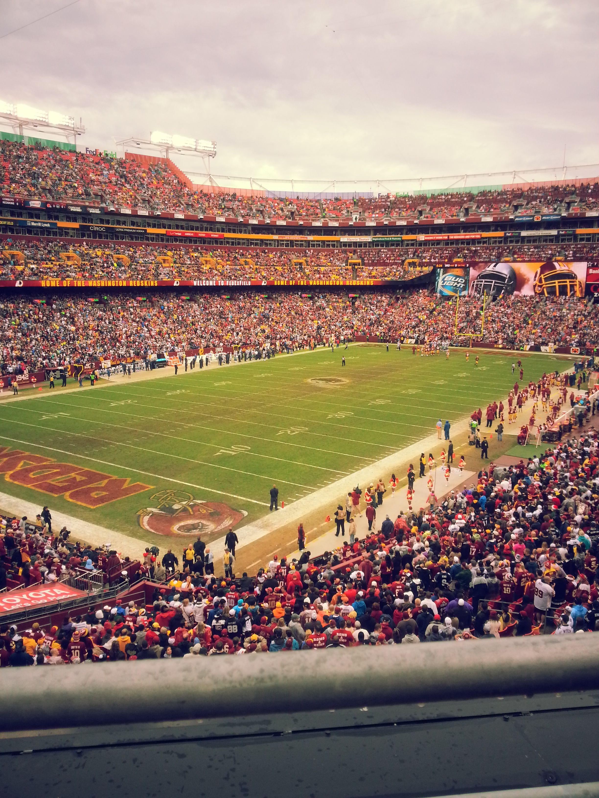 FedEx Field, Landover, MD Washington Redskins, Fedex