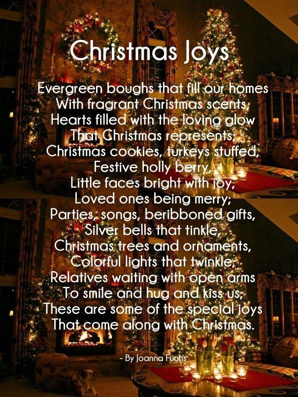 25 Merry Christmas Love Poems for Her and Him Christmas