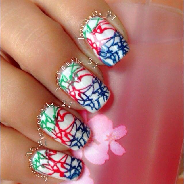 #nails#nailartwow#nailart#art#polishaddict#polishlover#nailpolish#weloveyournailart#fckyeahnailart#jjnailart#nailartpromote#craftyfingers#love#addiction