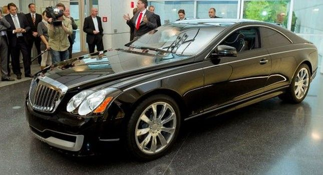 Attractive 5 Most Expensive Maybach Cars Ever Built