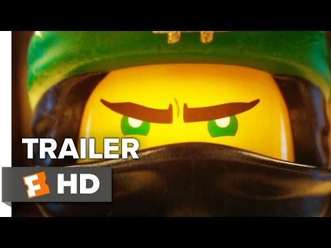 The Lego Ninjago Movie Trailer #1 (2017) | Movieclips Trailers ...