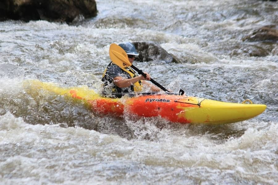 Jennifer Anderson Henson, Tuck River, Fusion Kayaking