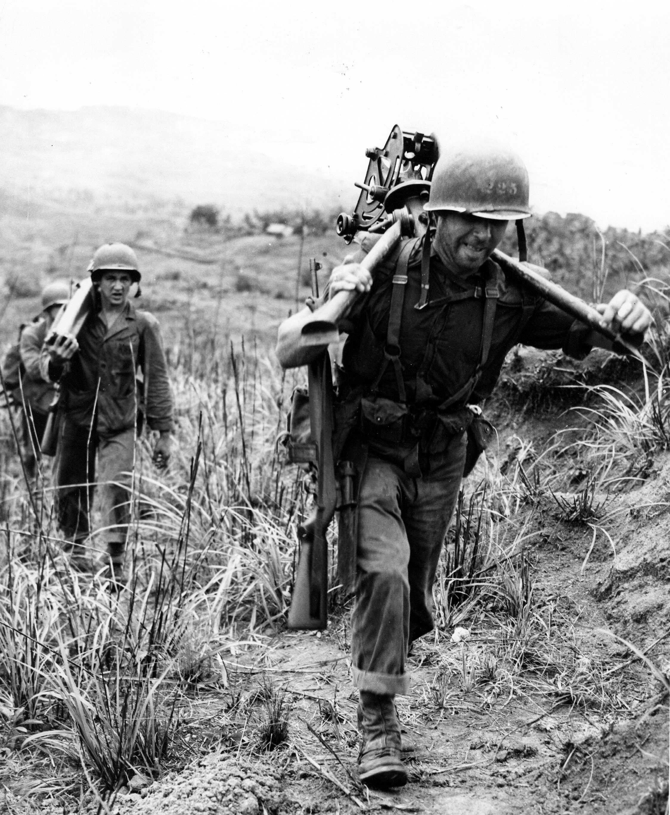 Battle of Guam 1944 | Wwii, World war two, War photography