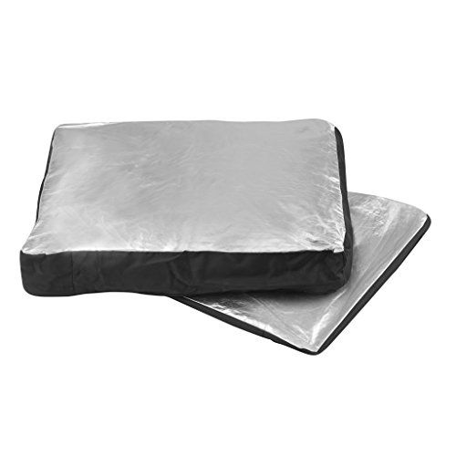 Extralarge Pet Bed Waterproof Cover By Ten Thousand Dog Beds 56 X 42 X 4 Want To Know More Click On The Image Large Pet Beds Popular Dog Beds Dog Bed
