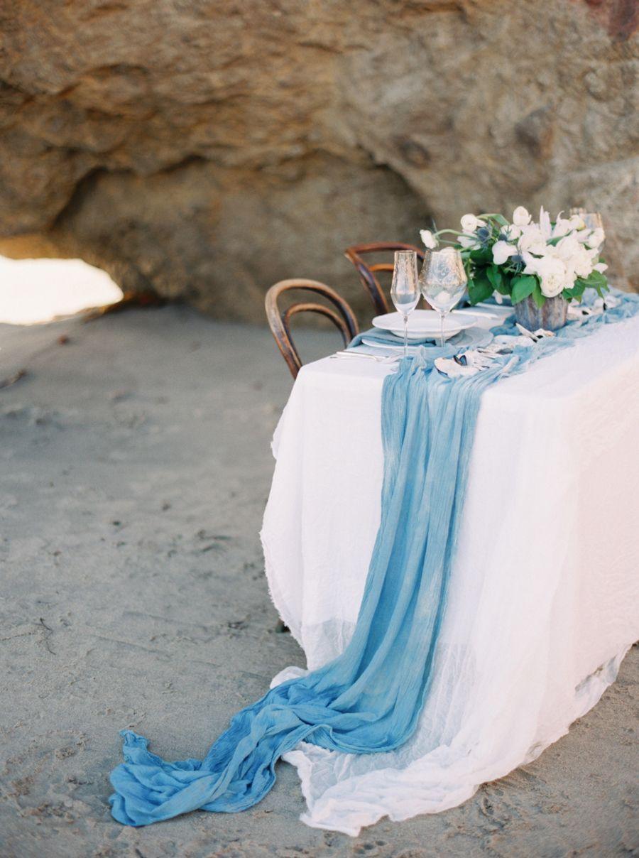 a7198592239 Natural + Sophisticated Seaside Malibu Wedding Inspiration in 2018 ...