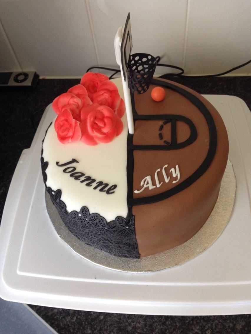 Joint birthday cake Bdays Pinterest Birthday cakes Birthdays