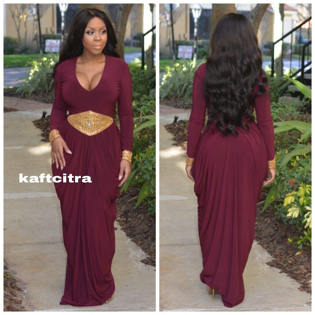 Brianna Dress African Fashion Ankara Kitenge Women Dresses Prints