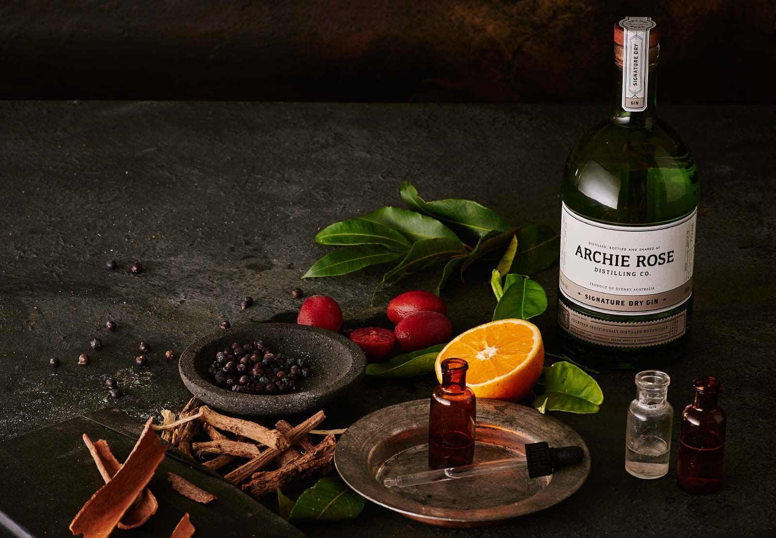 Archie Rose Distilling Co. on Packaging of the World - Creative Package Design Gallery