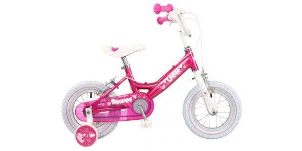 107 99 Dawes Lottie Girls Bike 12 Inch Pink The Alloy