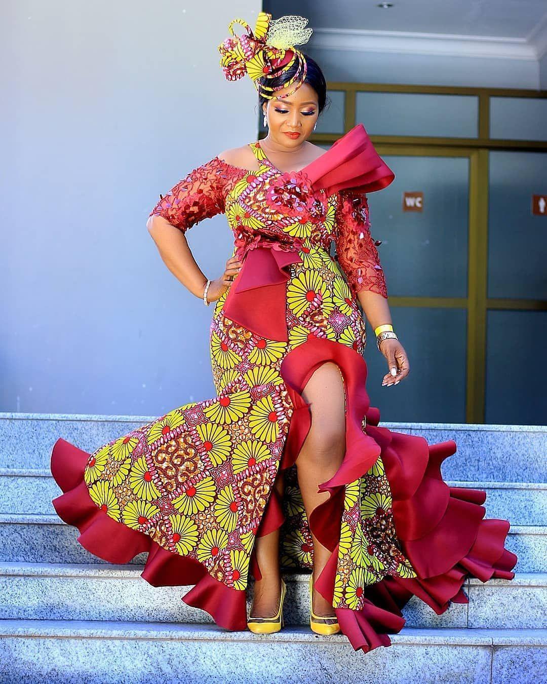 2019/2020 Latest Ankara Styles for Wedding Occasion | Latest ...