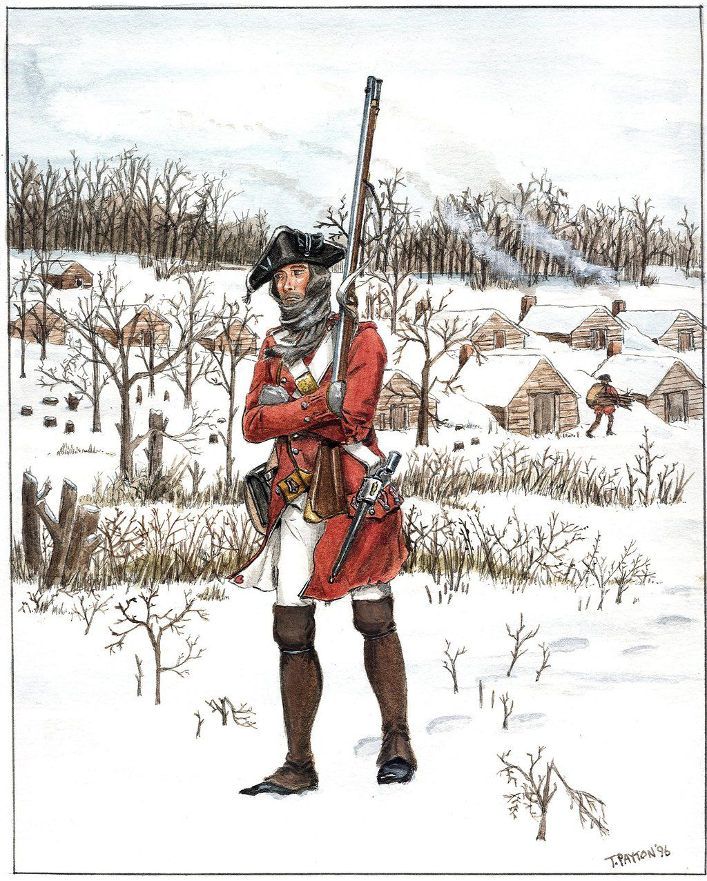 38th Regiment Of Foot 1779 By Thomas Payton American War Of Independence American Revolutionary War American War
