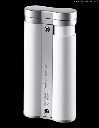 Porsche Design Lighter 3633 - White Theme | industrial design ...
