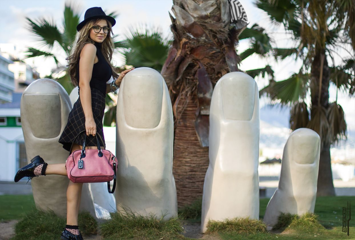 Mbcos de moda fuengirola malaga fashion ger all black
