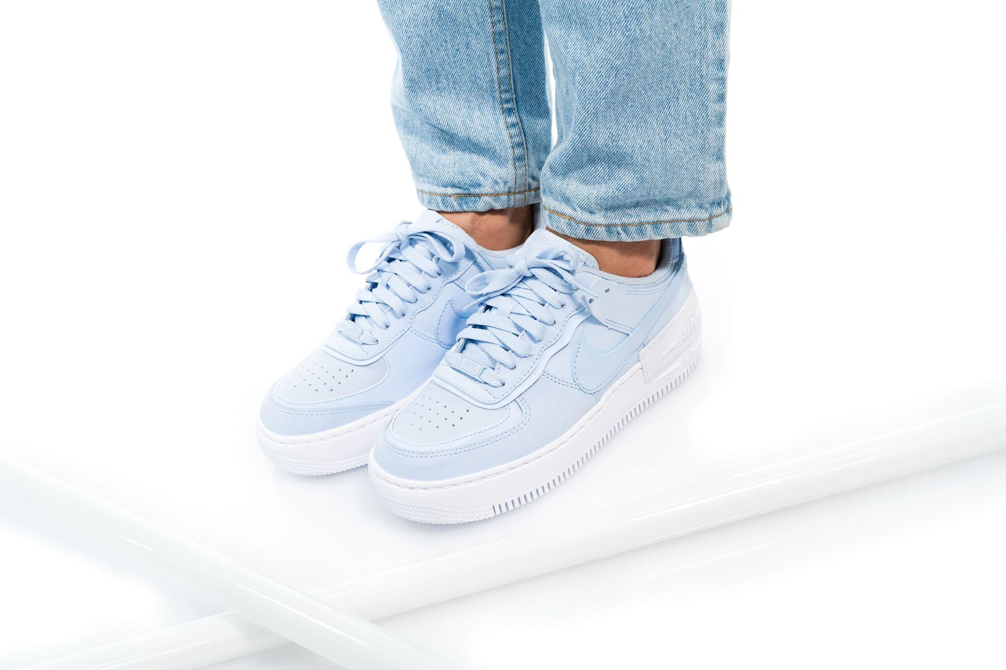 Nike *Wmns Air Force 1 Shadow* Jumpnshoez #JNS #sneaker