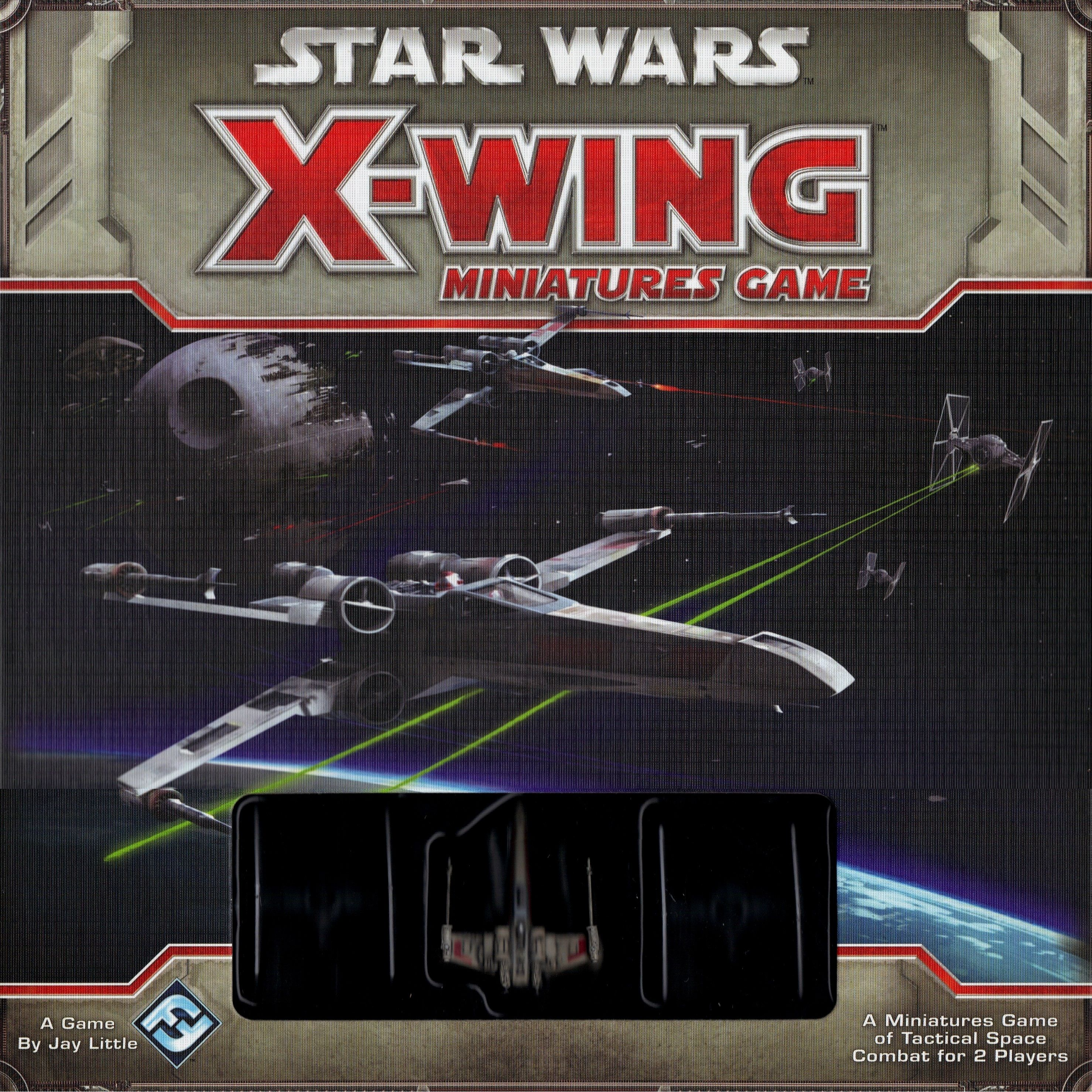 Star Wars X Wing Miniatures Game Image Boardgamegeek X Wing
