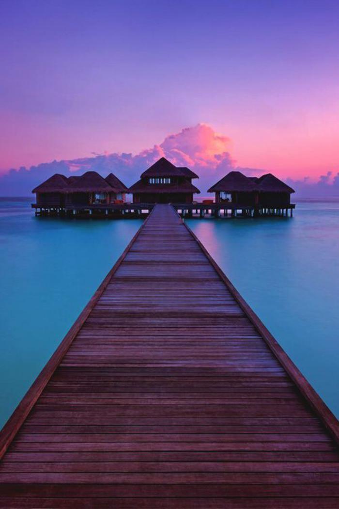 42 photos de la Polynésie Française – une destination magique – Archzine.fr