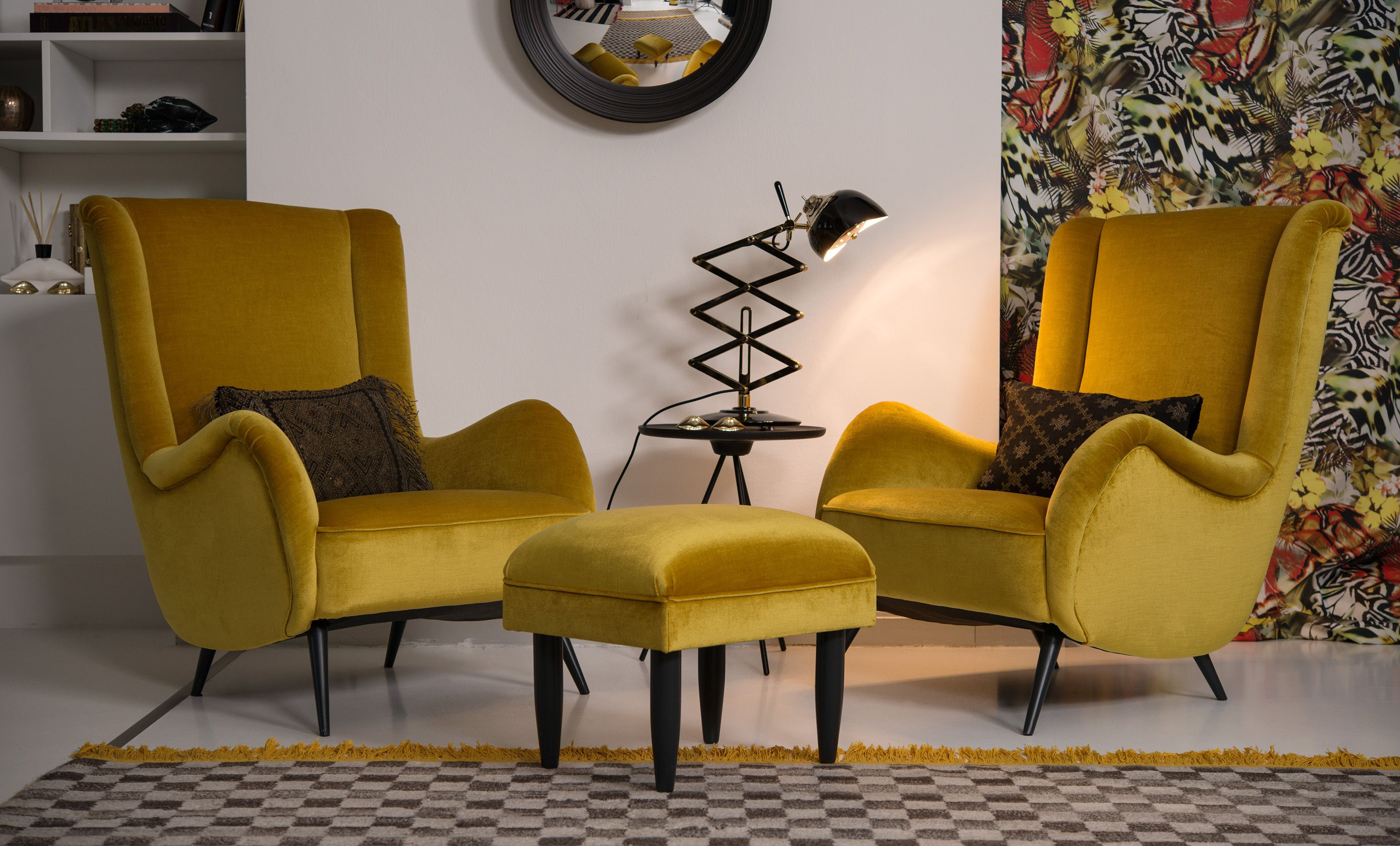 ARZU KARTAL INTERIOR STUDIO & CONCEPTS | 沙发和沙发椅 | Pinterest ...