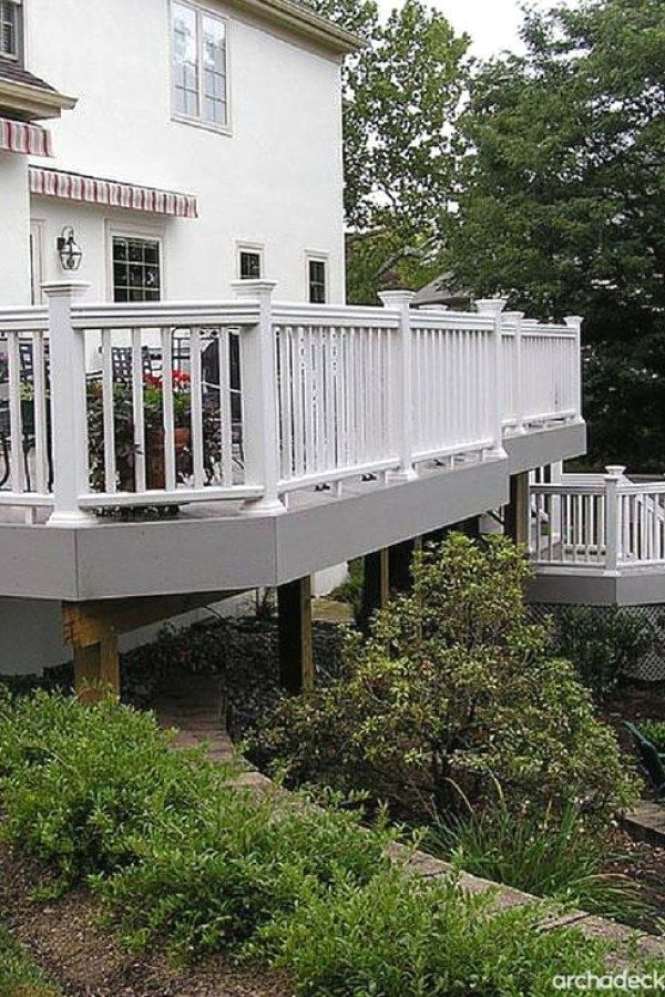 Creative DIY Raised Deck Plans you might try for your backyard