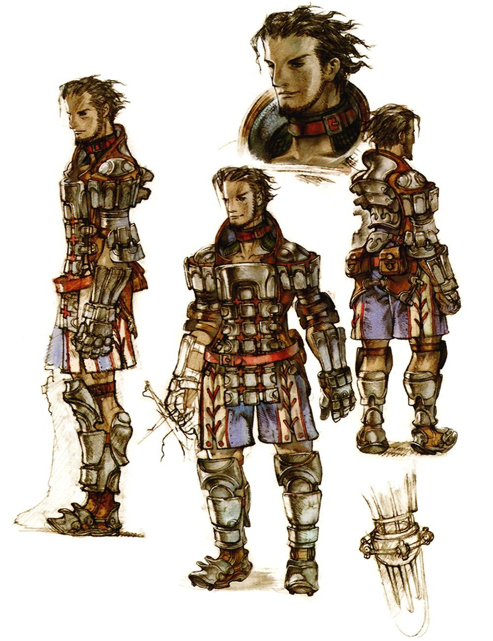 ff12 guest characters