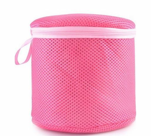 Pink Plastic Laundry Basket Magnificent Youthus Women Underwear Bra Washing Aid Laundry Saver Lingerie Mesh Decorating Design