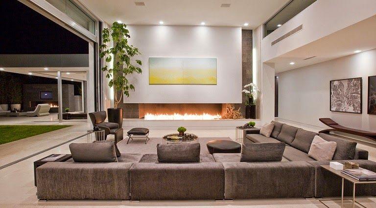 Casa minimalista Beverly Hills / McClean Design
