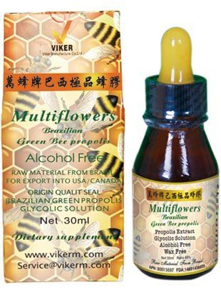 Multiflower Green Bee Propolis 30ml By Viker You Can Get More