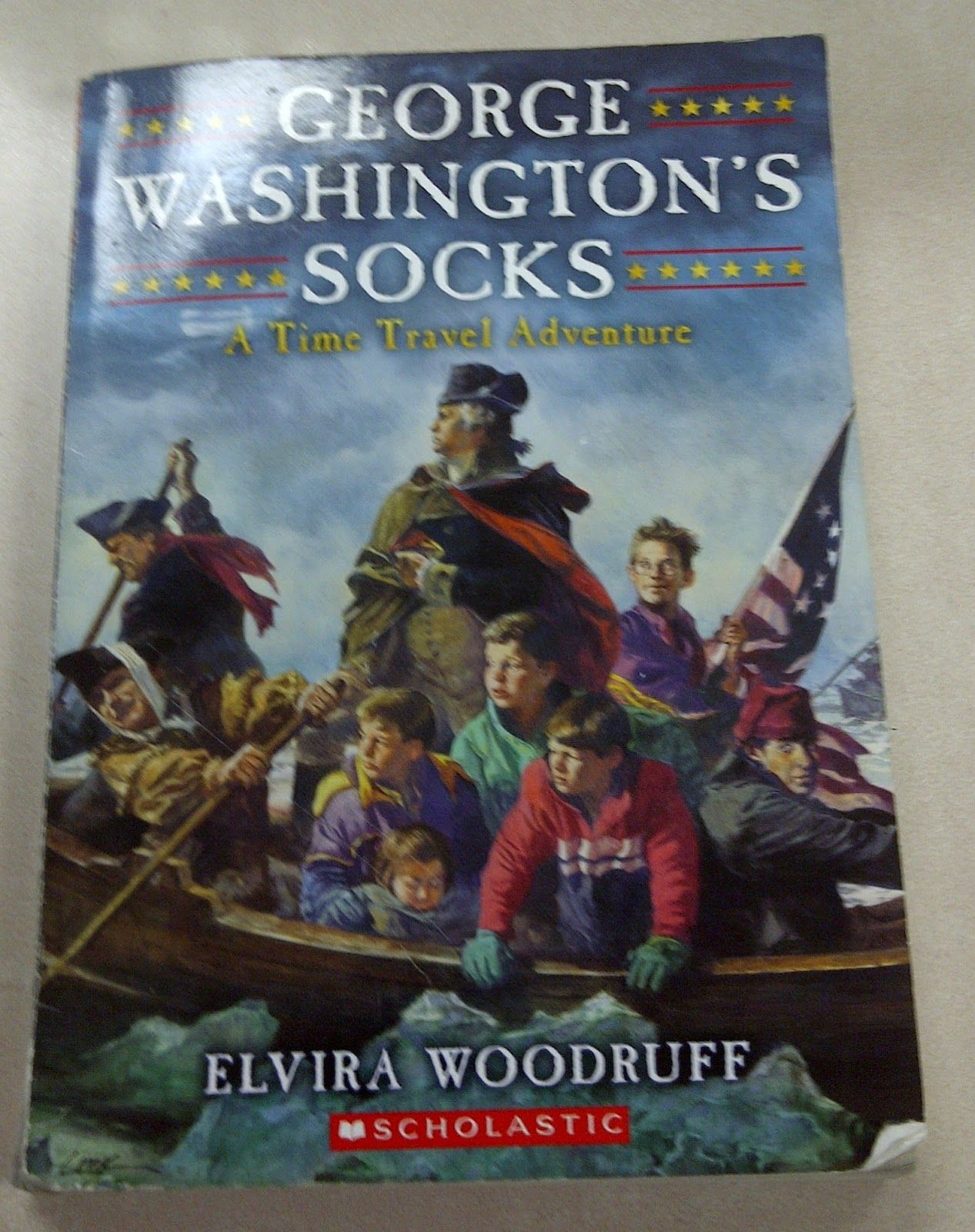 Fifth Grade Way of Life: Must Read Mentor Texts: George Washington's Socks