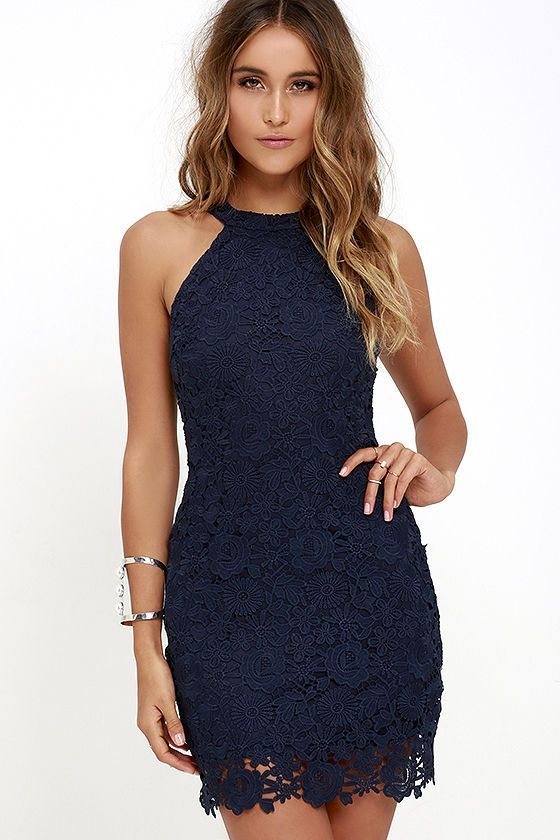 TOTOD Dress,Women Fashion Bodycon Lace Up O Neck Sleeveless Summer Solid Color Daily Party Minidress