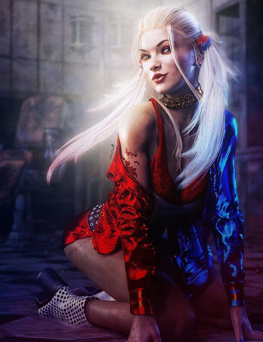 Harley Quinn (Fernsehserie)