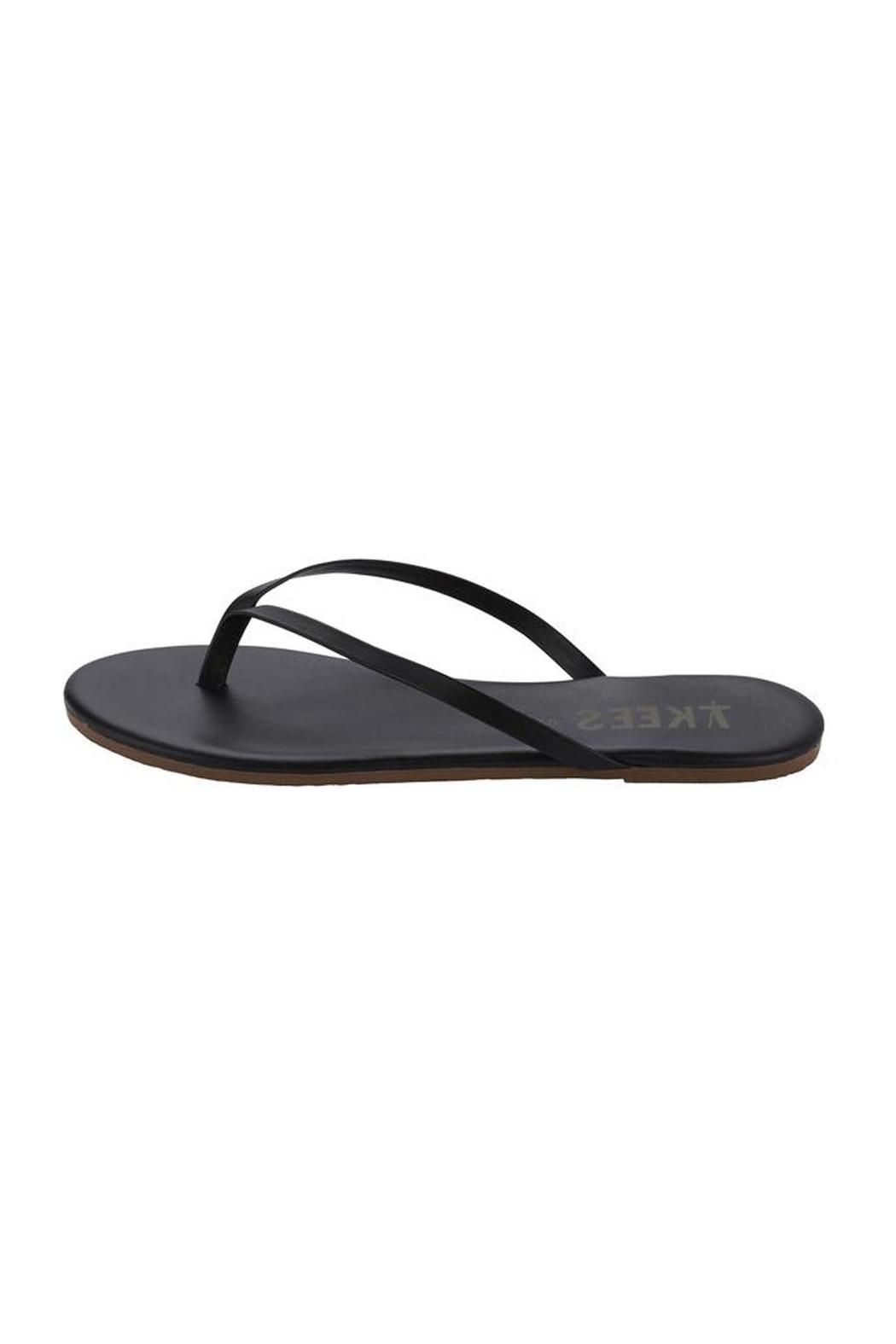 1d994188e60d Go on be bold - These ones dont blend in. Cowhide Leather Upper Cowhide  Leather Insole Rubber Outsole Made in Brazil Liner-Sable Flip Flop by Tkees.