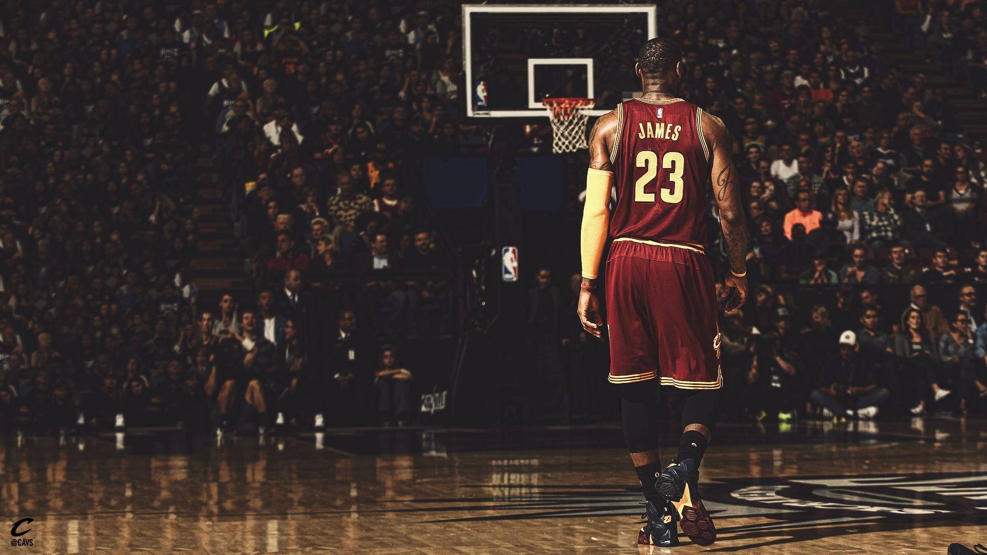 10 Most Popular Lebron James Desktop Wallpapers Full Hd 1080p For Pc Desktop In 2020 Lebron James Wallpapers Lebron James Basketball Wallpaper