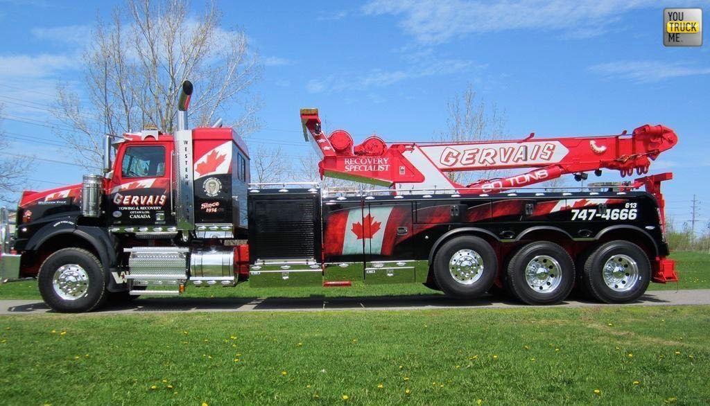 Car hauler trailer, Big trucks