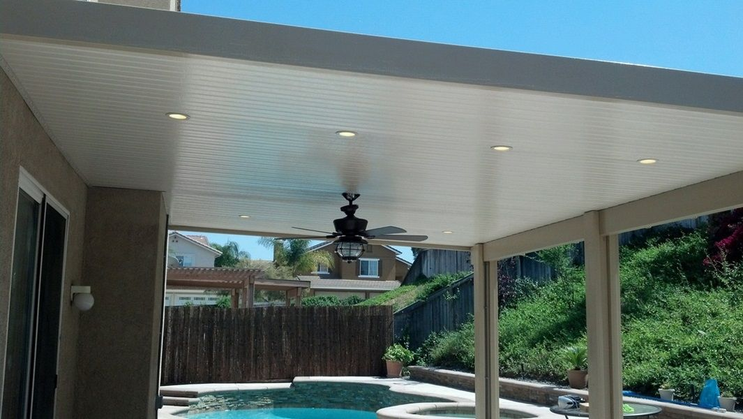 Advantages Of Vinyl Patio Cover (With images)   Vinyl ...