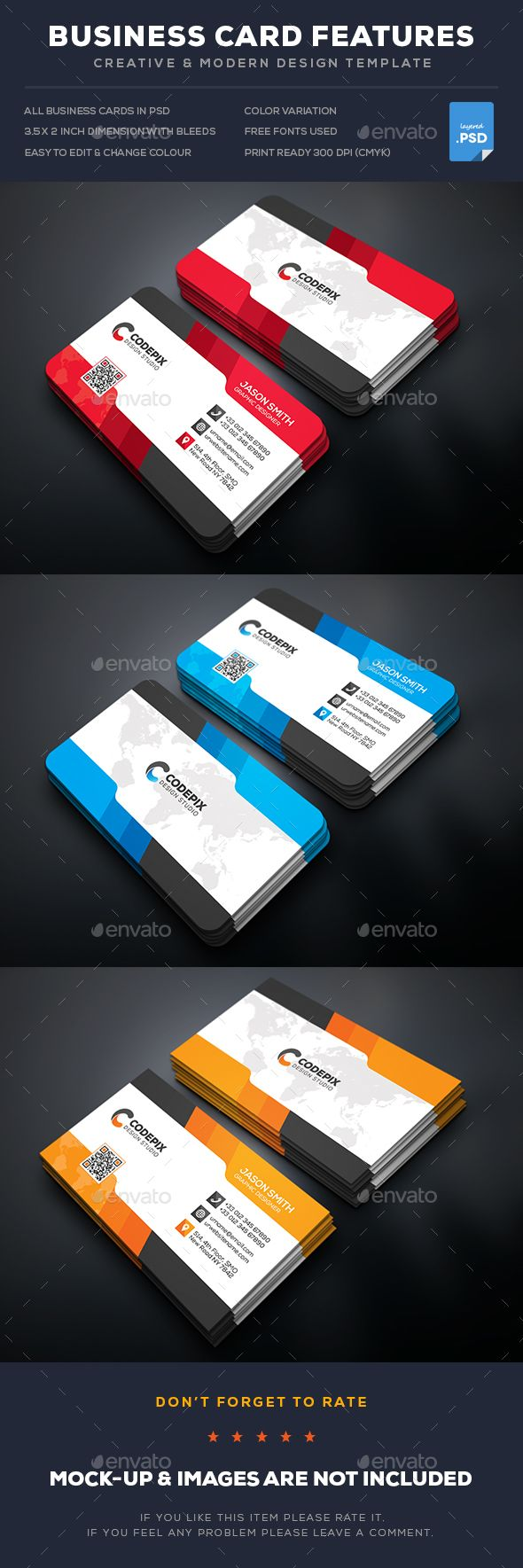 Shade Business Card Photoshop Psd Colors Blue Available Here Https Graphicriver Net Item Printing Business Cards Business Cards Business Card Design