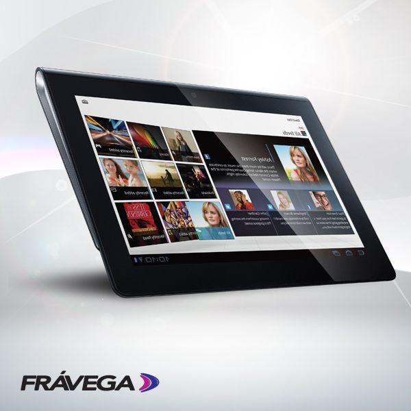 Sony Tablet Tecnologia