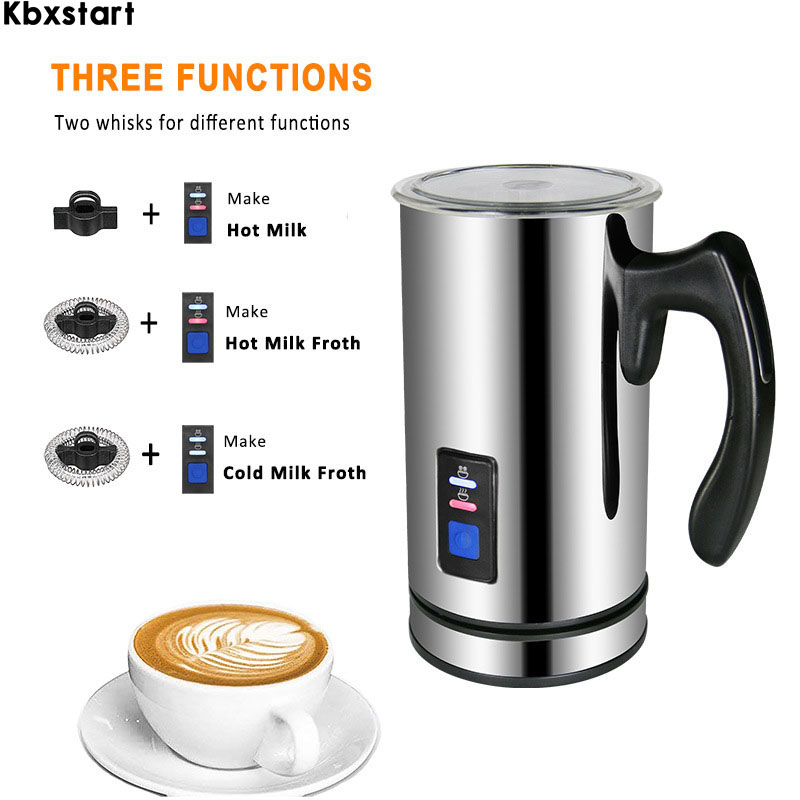 Kbxstart Electrical Multifunction Coffee Maker Pot Milk