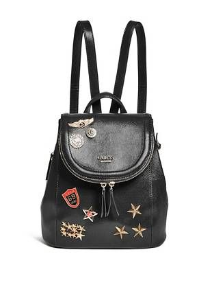 Terra Mixed-Patch Backpack | shop.GUESS.com