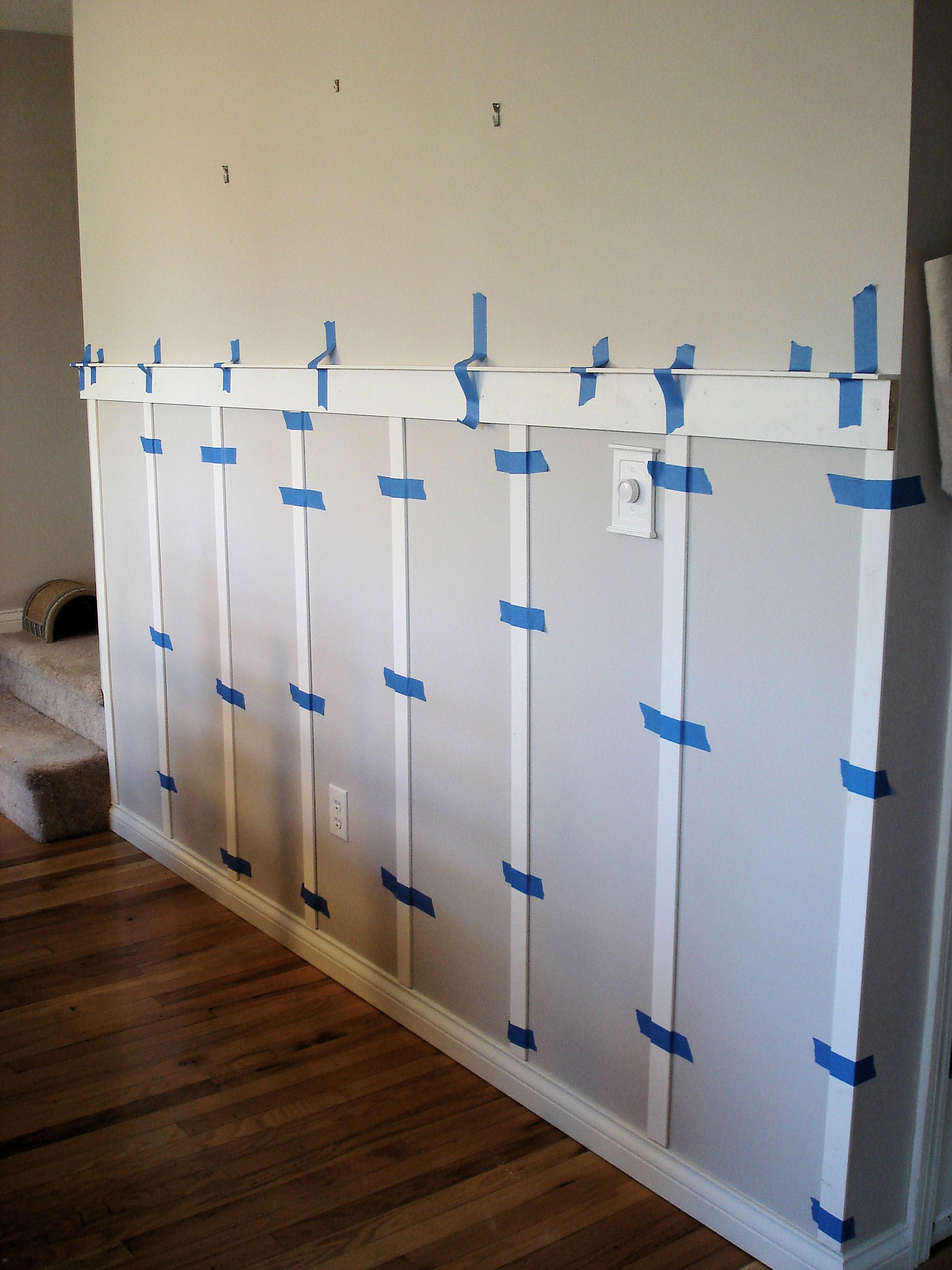 Filed under board and batten wainscoting diy diy projects - Filed Under Board And Batten Wainscoting Diy Diy Projects 23