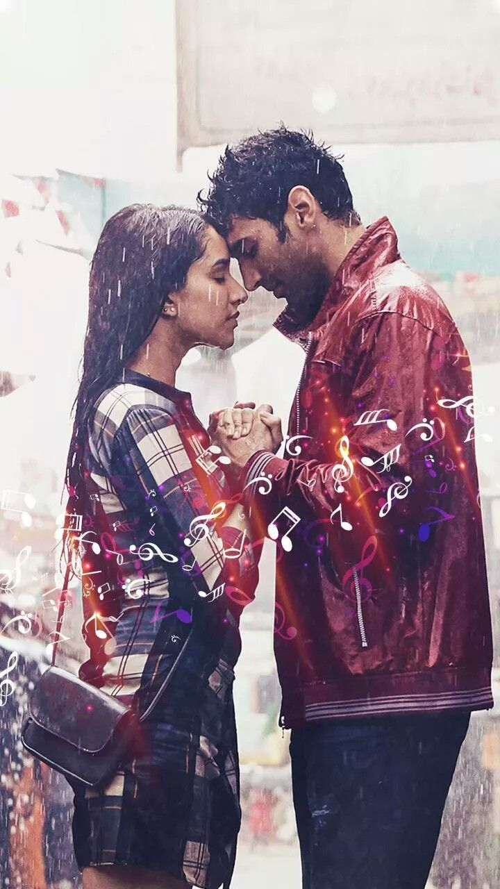 Shraddha Kapoor & Aditya Roy Kapur Bollywood Ok jaanu
