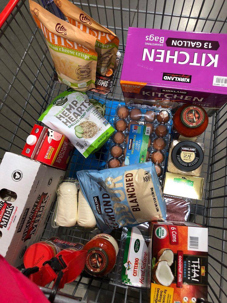 Ultimate Keto Costco Shopping List Costco shopping list