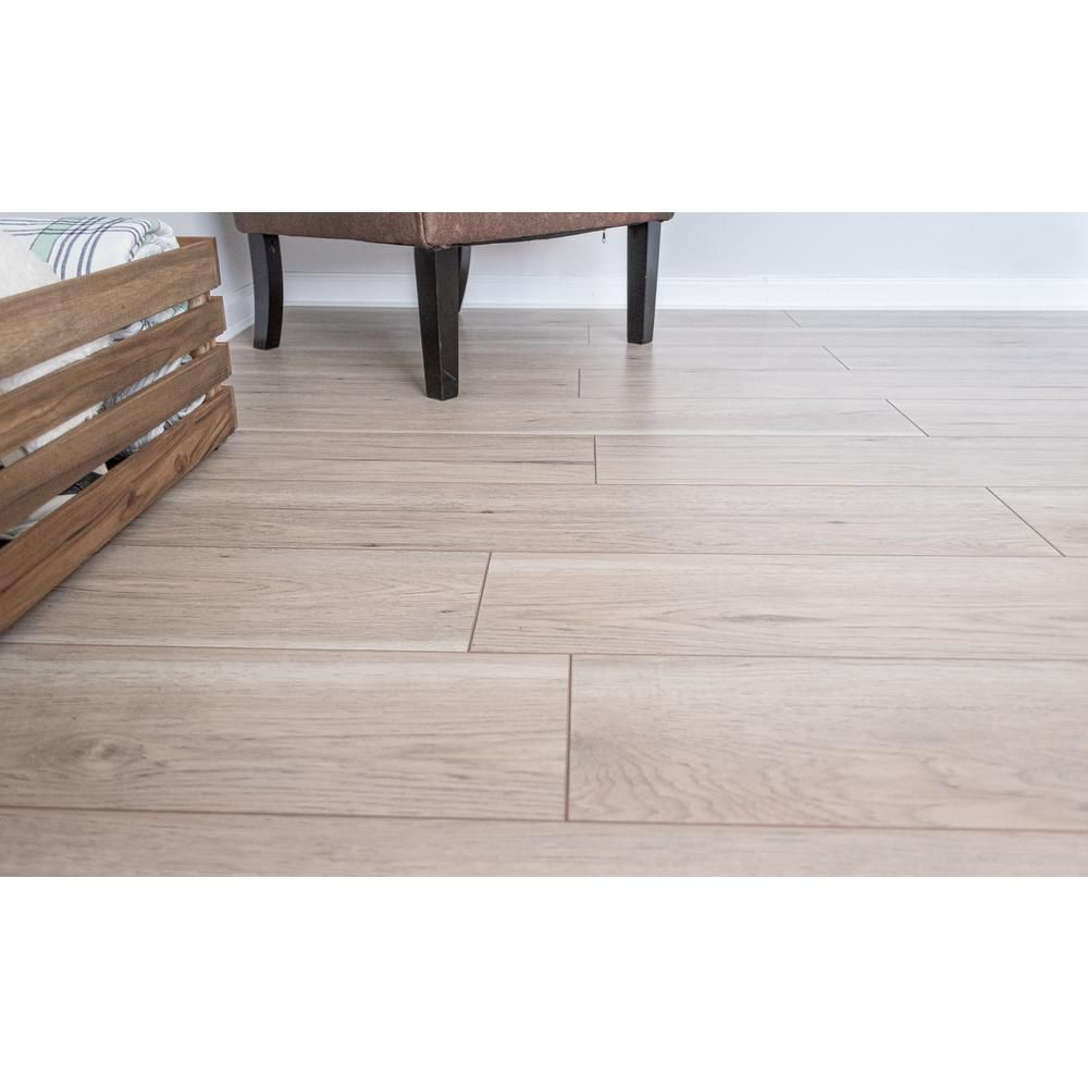 Home Decorators Collection Grand Forks Hickory 12mm Thick X 8 03 In Wide X 47 64 In Length Laminate Floo In 2020 Home Decorators Collection Flooring Hickory Flooring
