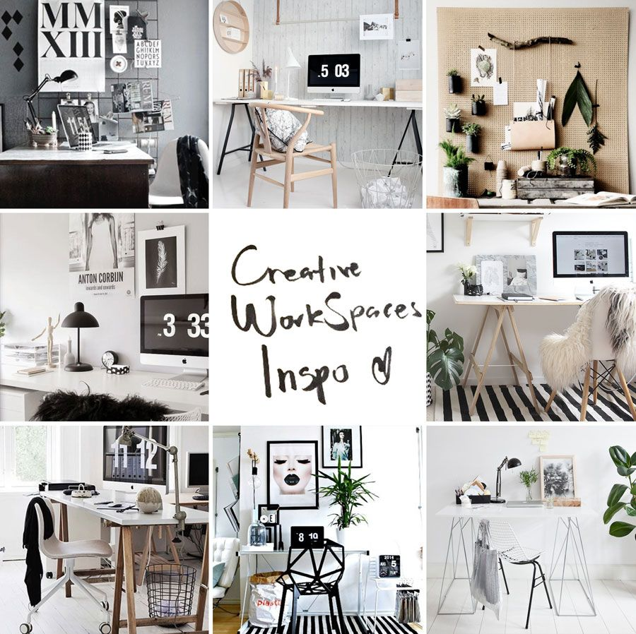 A Beaut Home | Creative Workspace Inspiration | A Beaut Home | Talking How  To Create