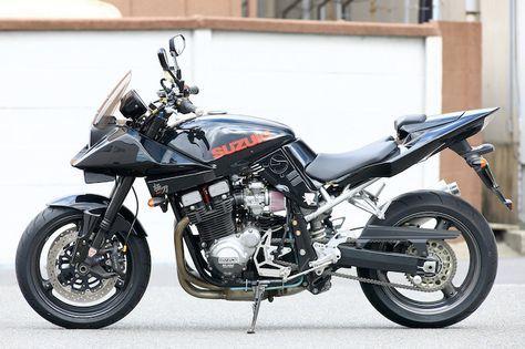 プロが造るカスタムバイク「スズキ GSX1100S」のカスタムバイクの記事です。バイクのアレコレを知り尽くしたプロショップのカスタムバイクを公開! アナタの参考になる技術が満載です!バイクブロスマガジンズでは、バイク初心者から、バイクを乗りこなしているベテランのライダーまで、バイクライフを充実させるための情報をウェブでも配信中!