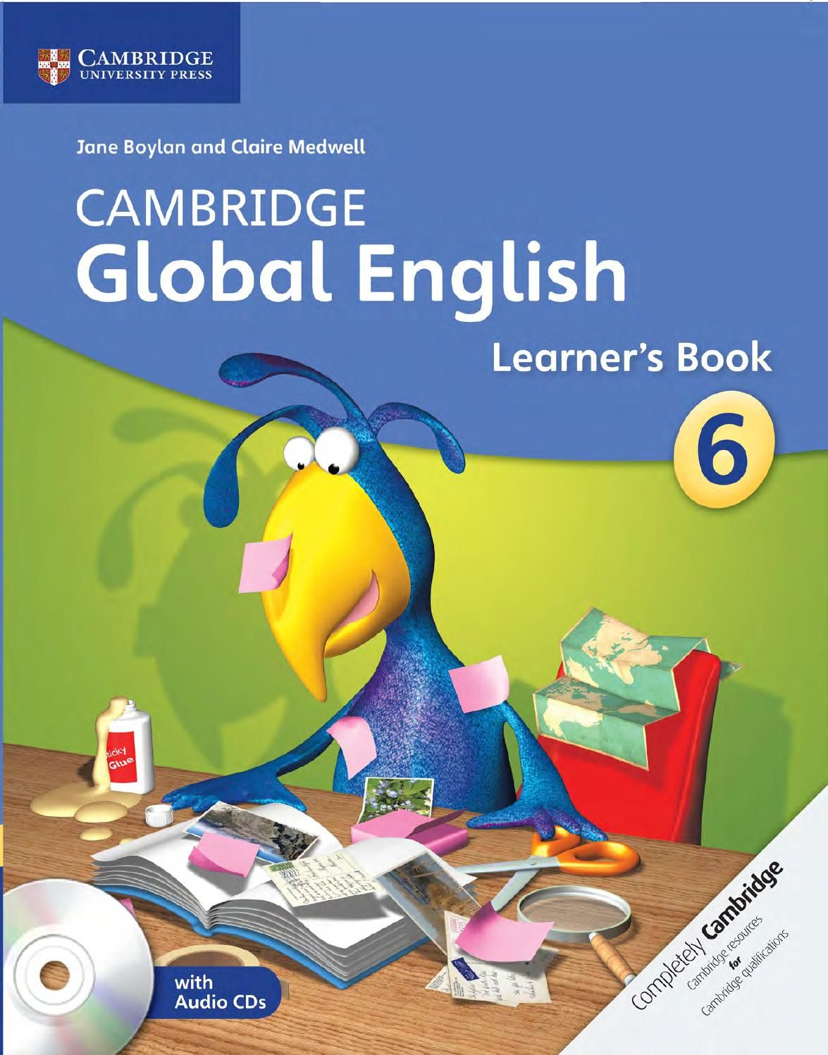 Preview Cambridge Global English Learner S Book 6 English Teacher Resources English Learner Primary English